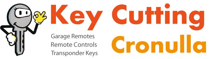 key cutting cronulla